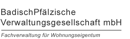 BadischPfälzische Verwaltungsgesellschaft mbH
